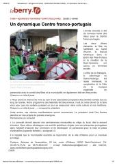 Un dynamique Centre franco-portugais» - copie