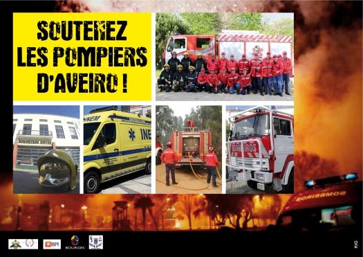 Affiche pompiers Aveiro - copie