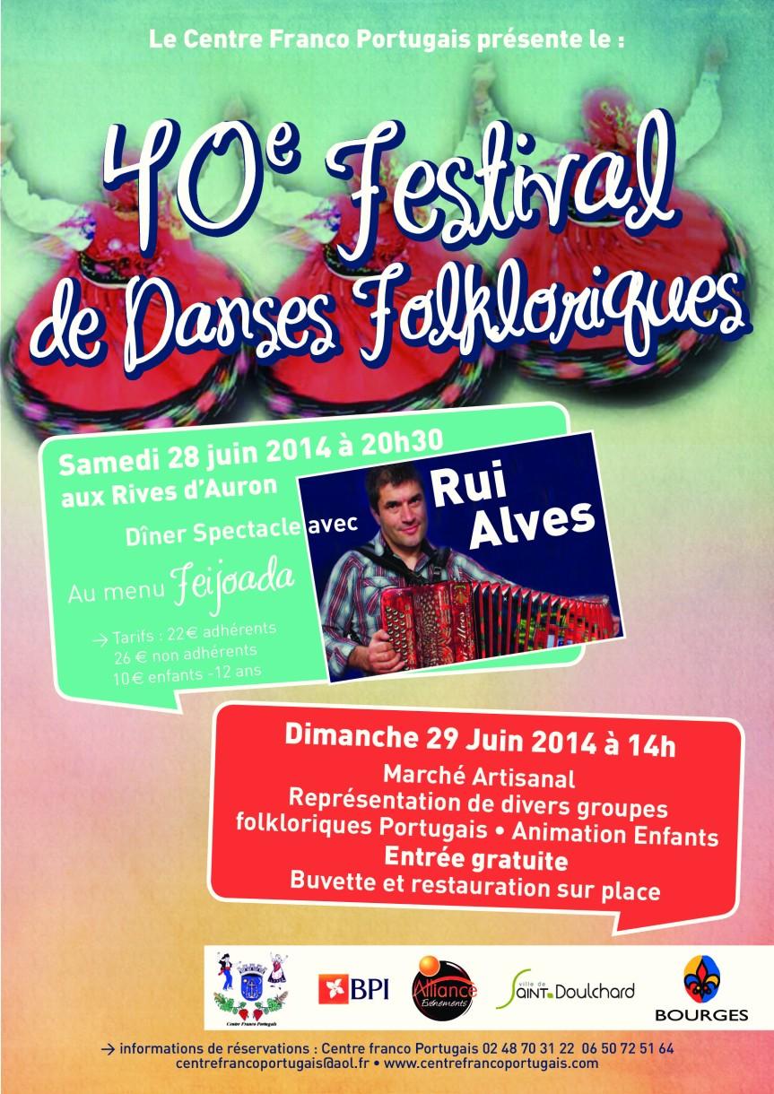 40ème Festival defolklore
