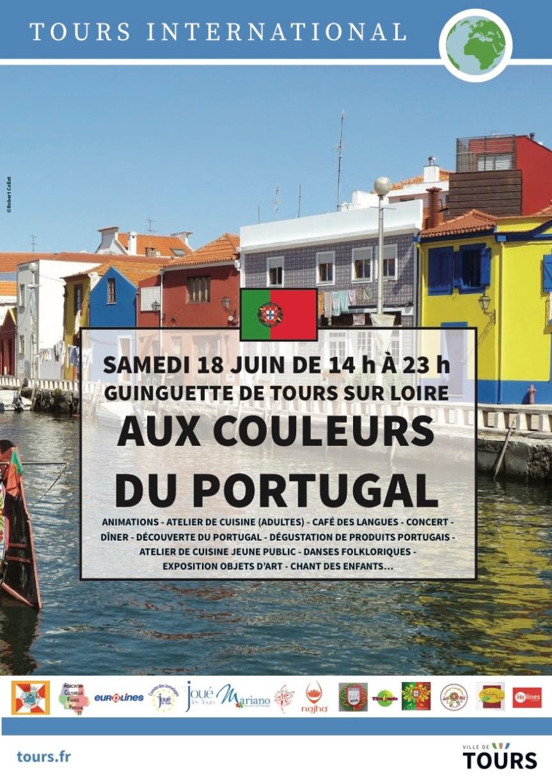 Aux couleurs duPortugal