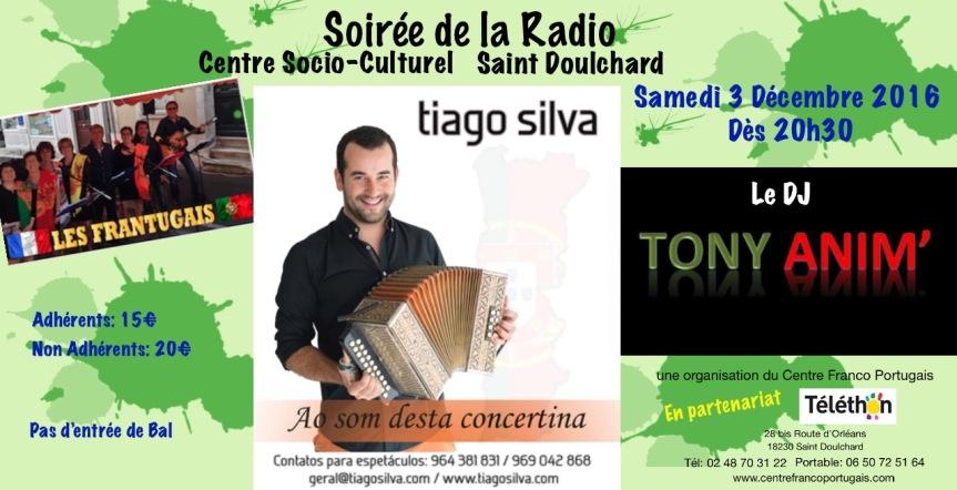 Soirée de laRadio