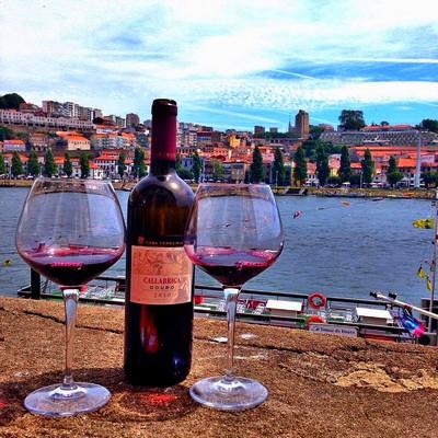 Routes des vins auPortugal