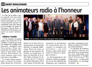 soirée Radio